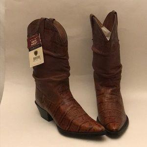 Ariat sz 9 women's cowboy boots New West leather